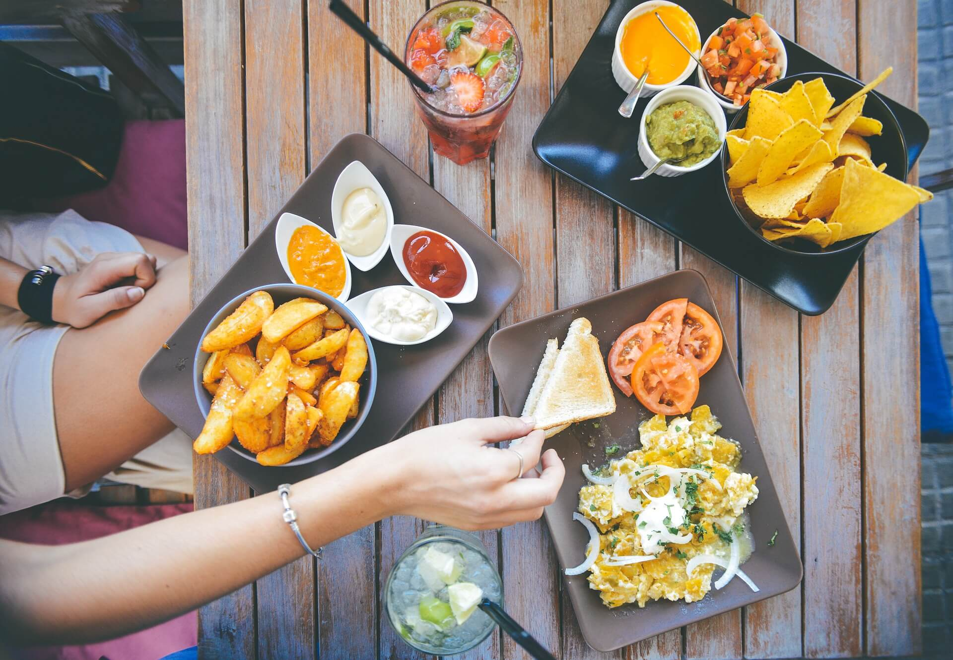 Lekker lunchen met vriendinnen hoeft niet duur te zijn